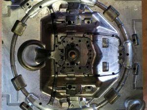 CNC EDM Wire Cut Drill